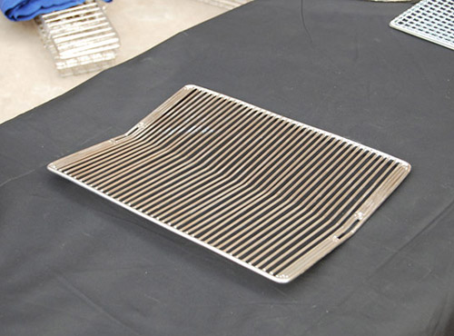 SS Bending Square BBQ Wire Mesh