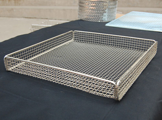 Stainless Steel Washing Basket