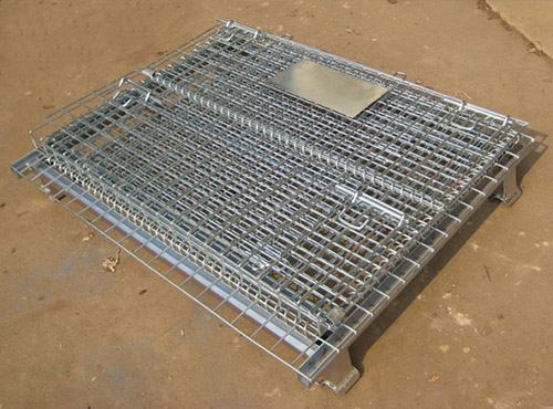 Collapsible Wire Mesh Container 800*500*540mm